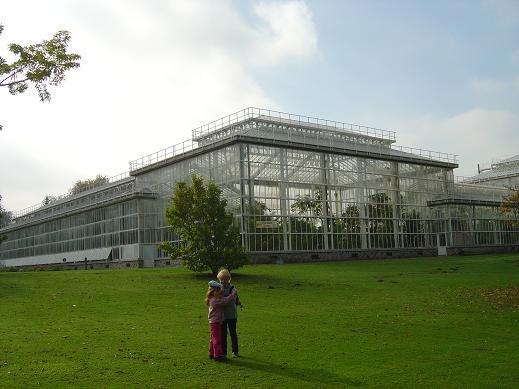 Palais des plantes Jardin botanique national Meise