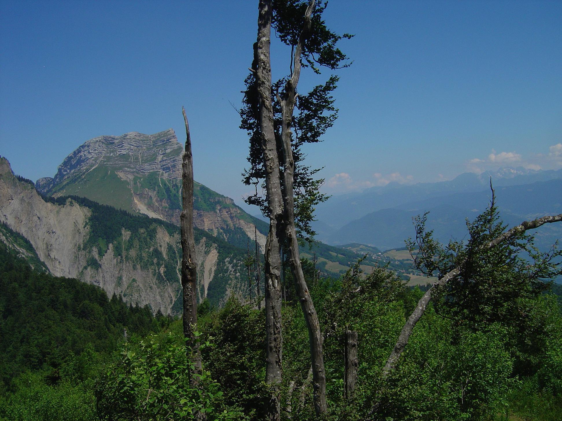 massif chartreuse